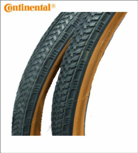 "2 x Continental Fahrradmantel ""Extra Primus"" Decke 18 x 1.75 x 2 - 47-355 - 01020152"