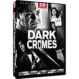Dark Crimes - 50 Movie Set