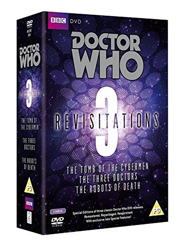 doctor-who-revisitations-box-set-volume-3-the-tomb-of-the-cybermen-robots-of-death-reino-unido-dvd