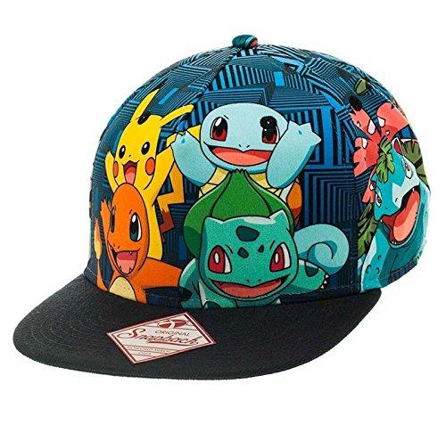 Gorra-Pokemon-Charmander-Friends-58cm-Calidad-Premium