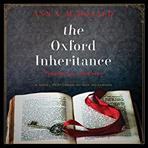 The Oxford Inheritance Hörbuch