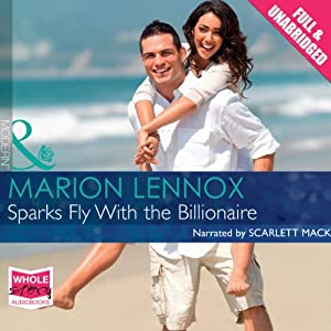 Sparks Fly with the Billionaire Audiobook
