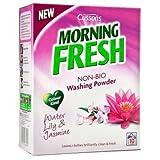 Morning Fresh Washing Powder Water Lily & Jasmine x 3
