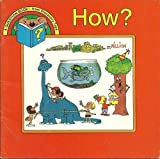 img - for How? A Question Book from Discovery Toys book / textbook / text book