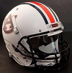 """AUBURN TIGERS Football Helmet Nameplate """"TIGERS"""" Decal/Sticker"""