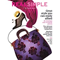 1-Year (12 Issues) of Real Simple Magazine Subscription