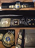 Triple H WWE Attitude ERA Title Belt