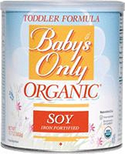 Baby's Only Organic Soy Formula 12 pk - 1