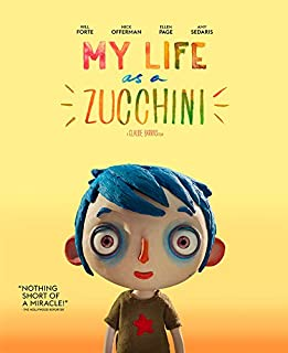 Book Cover: My Life as a Zucchini