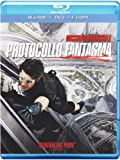 Mission Impossible - Protocollo Fantasma (Blu-Ray+Dvd+E-Copy) [Italia] [Blu-ray]