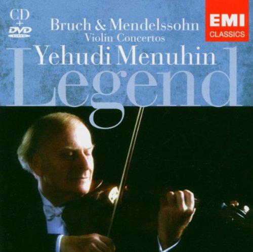 Bruch; Mendelssohn - Violin Concertos