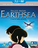 Tales from Earthsea ( Gedo senki ) ( Tales from Earth sea ) (Blu-Ray & DVD Combo) [ NON-USA FORMAT, Blu-Ray, Reg.B Import - United Kingdom ]