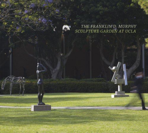 The Franklin D. Murphy Sculpture Garden at UCLA