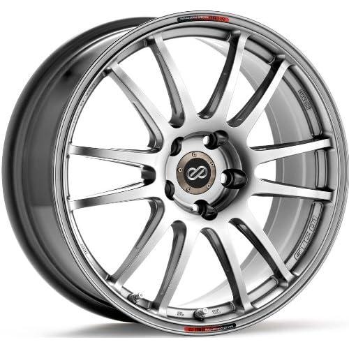 19x8.5 Enkei GTC01 (Hyper Black) Wheels/Rims 5x114.3 (429 985 6542HB)
