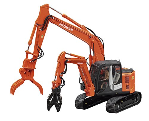 hasegawa-hsw04-1-35-escala-hitachi-brazo-doble-construccion-maquina-astaco-neo-plastico-modelo