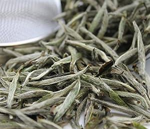 Organic White Silver Needle Tea - Bai Hao Yinzhen By Tealux - 4oz