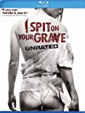 I Spit on Your Grave Unrated Blu-Ray