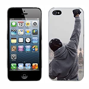 rocky balboa sylvester stallone case fits iphone 5 cover hard protective skin 7 for. Black Bedroom Furniture Sets. Home Design Ideas