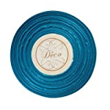 Satin ribbon 6mm x 25m, ideal for crafts, card making, weddings etc. Other colours availabe in our shop (Turquoise)by SPSS