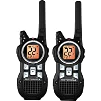 Motorola MR350R 35-Mile Range 22-Channel FRS/GMRS Two-Way Radio (Pair)