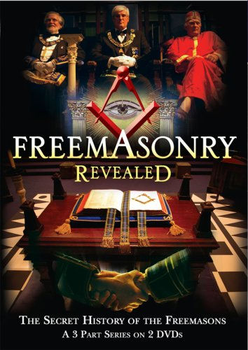 Cover art for  Freemasonry Revealed