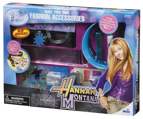 Hannah Montana Make your own Fashion Accessories - 1