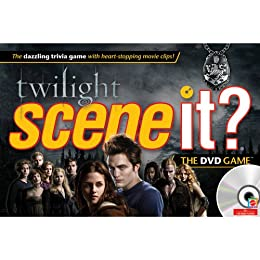 Product Image Twilight scene it? The DVD Game
