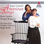 Old American Songs 8 Poems of