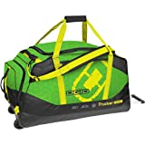 New Ogio Trucker 8800 Kit Gear Bag Motocross Enduro ATV Quad Wheeled Green Hive