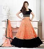 Varanga Designer Anarkali suit KFBWR010