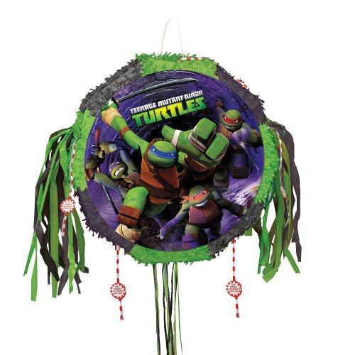 Teenage Mutant Ninja Turtles Pinata, Pull String