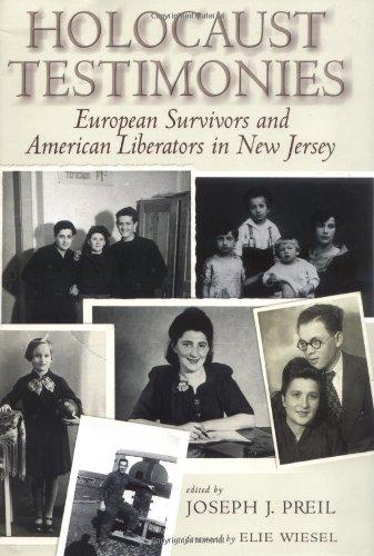 Holocaust Testimonies : European Survivors and American...