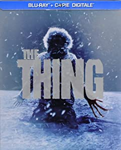 The thing [Edizione: Francia]