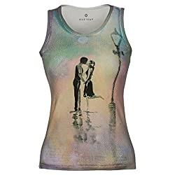 Huetrap Women's Graphic Tank Top
