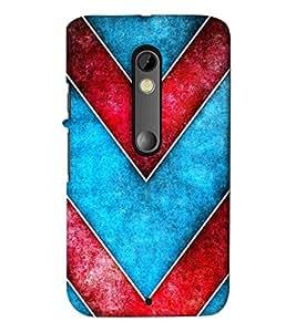 Design Cafe Back Cover for Motorola Moto X Play