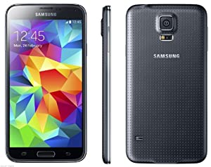 Samsung Galaxy S5 SM-G900F 4G LTE Black 16GB Factory Unlocked International Version