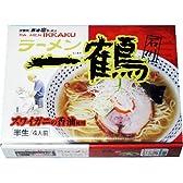 アイランド食品 箱入石川ラーメン一鶴 4食