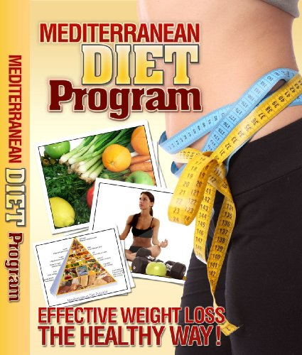 Mediterranean Diet Program: A Mediterranean diet plan with diet menus, a diet meal plan, and delicious Mediterranean diet recipes.