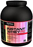 Reflex 2.2Kg Banana and Custard Instant Whey Pro