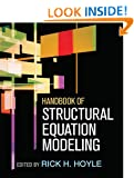 Handbook of Structural Equation Modeling