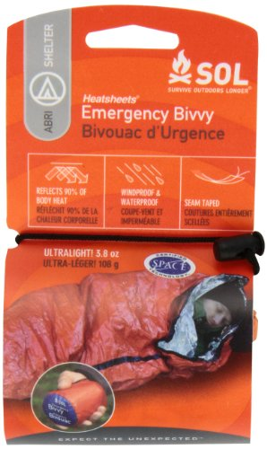Adventure Medical Kits SOL Emergency Bivvy, 84