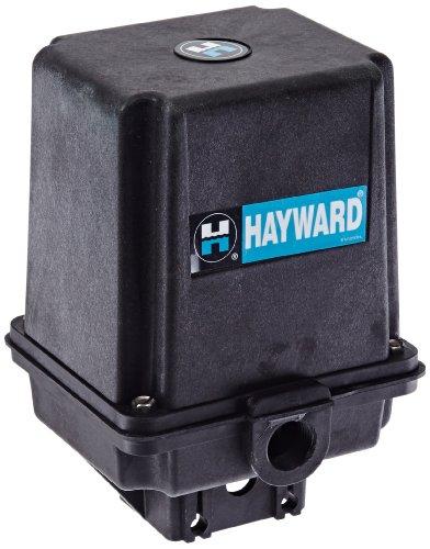 "Hayward Electric Actuator 90 Rot. 110V, Fits 1/2"" - 2"" Tu Ball Valves, Light Duty"