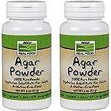 Now Foods Agar Powder Pure 2 oz 2 Pack