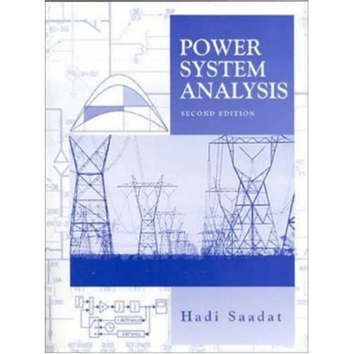 Power System Analysis - Second Edition - Hadi Saadat