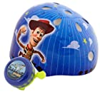 Disney Pixar Toy Story Child Helmet Value Pack Includes Bonus Bell Ages 5+