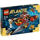 LEGO Atlantis 7984 Submarino de Asalto