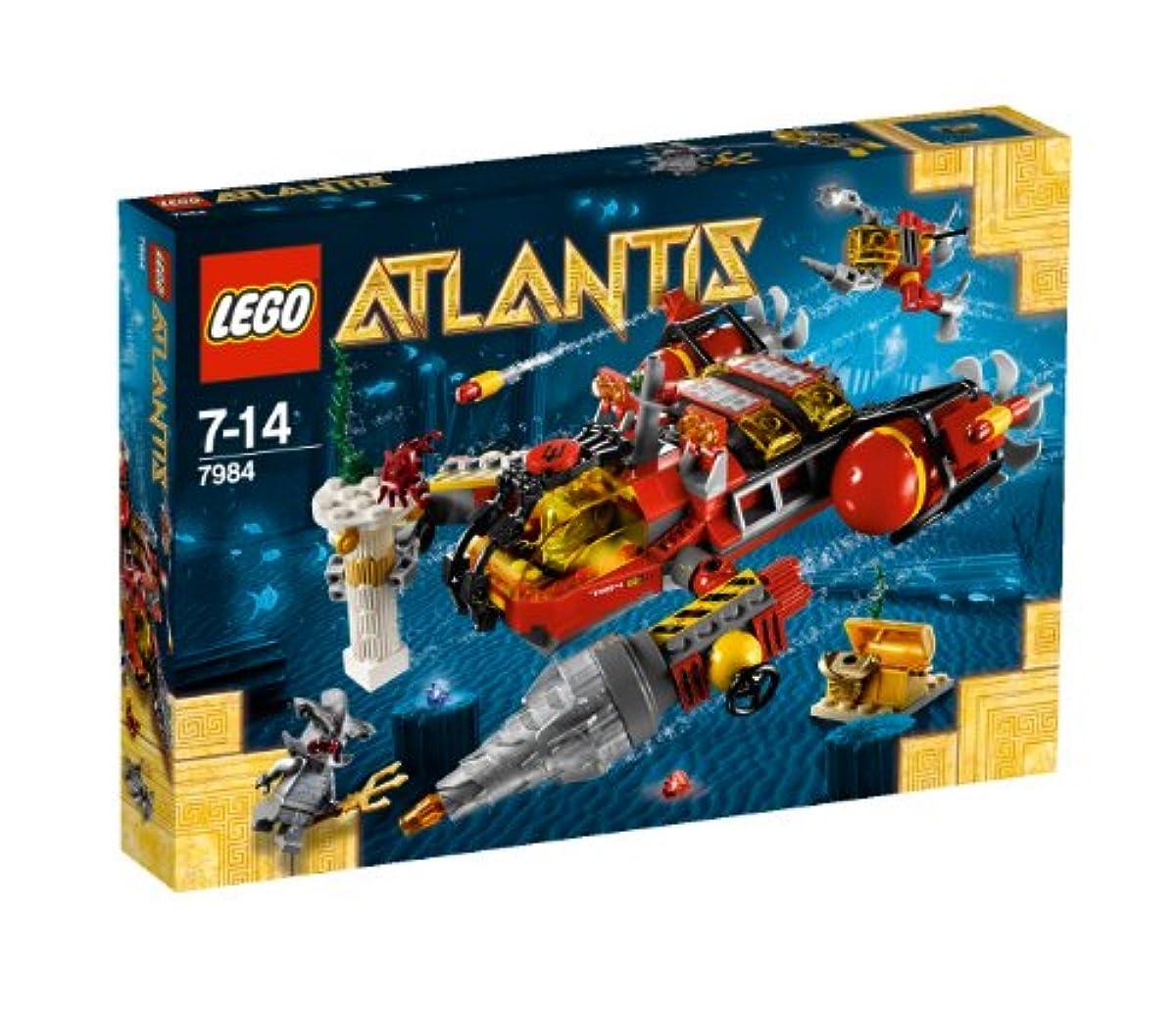 [해외] 레고 (LEGO) 아틀란티스 딥 C 레이더 7984 (2011-02-10)