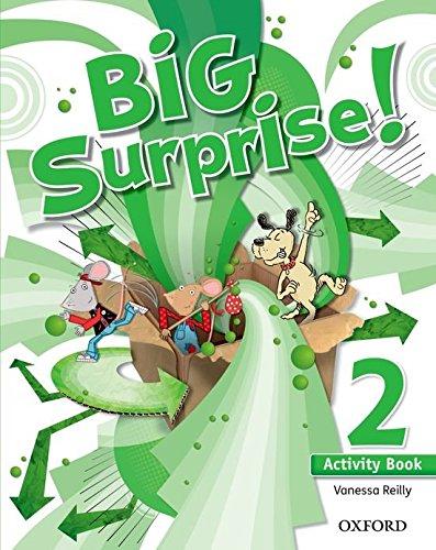Big Surprise 2: : Activity Book