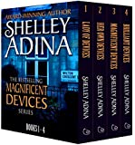 Magnificent Devices: Books 1-4 Quartet: Four steampunk adventure novels in one set (Magnificent Devices Boxset) (English Edition)