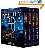 Magnificent Devices: Books 1-4 Quartet: Four steampunk adventure novels in one set (Magnificent Devices box set)